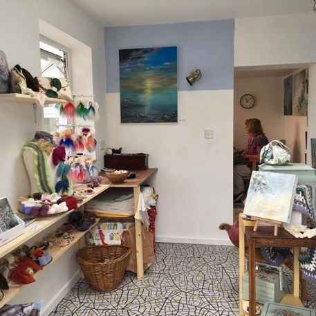 Studio inside 2