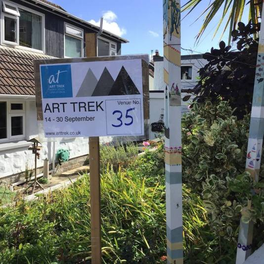 Art trek number 35